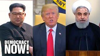 Daniel Ellsberg: Whistleblowing is Needed to Avert Catastrophic U.S. War with Iran & North Korea