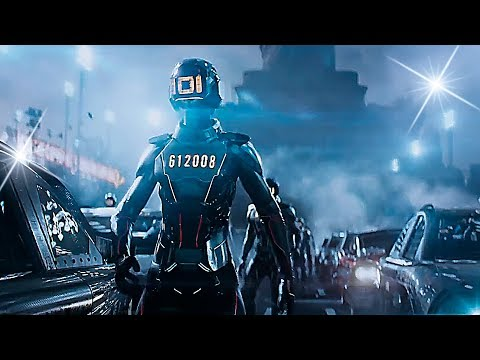 Steven Spielberg's RЕАDY PLАYЕR ONE Trailer