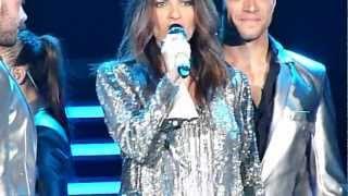 Laura Pausini - Celeste - La geografia del mio cammino - Nessuno sa - Gente) Live in Barcelona