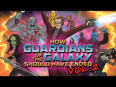Xxx Mp4 How Guardians Of The Galaxy Vol 2 Should Have Ended 3gp Sex