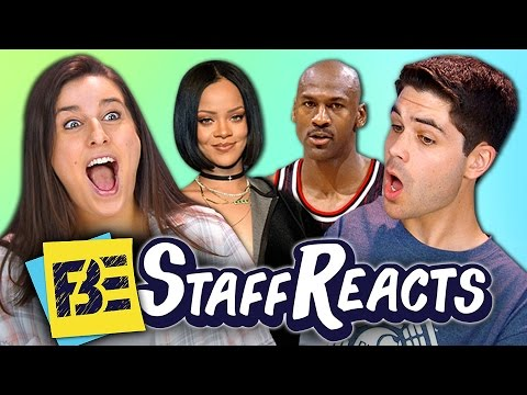 GUESS THAT CELEBRITY CHALLENGE ft. FBE STAFF