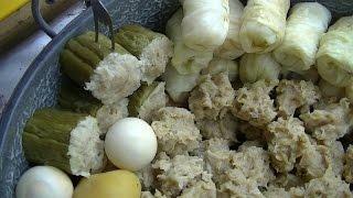 Jakarta Street Food 491  Siomay Napolli  Belakang Yarsi Cempaka Putih BR TV 3383