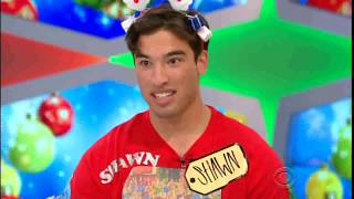 The Price is Right:  December 21, 2017  (Christmas Holiday Episode!)