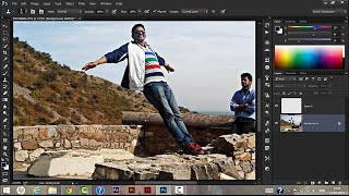 How to remove anything from a photo in Photoshop CC