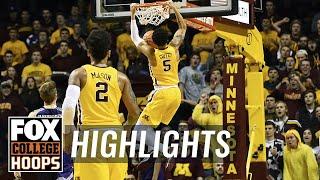 Minnesota vs Western Carolina | Highlights | FOX COLLEGE HOOPS