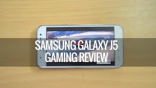 Samsung Galaxy J5 Gaming Review (with Heating)