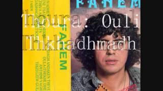 Fahem-Vadagh Andakan Athvadadh+Ouli Thkhadhmadh
