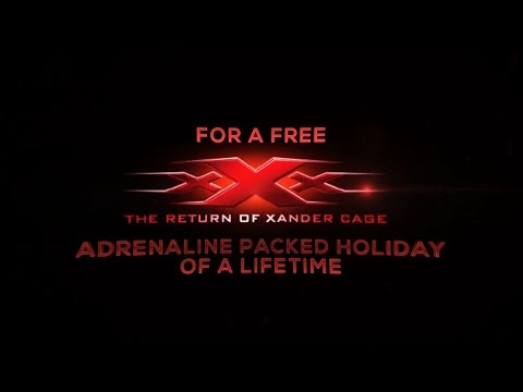 WIN a free XxX adrenaline packed holiday of a lifetime to Dominican Republic!