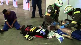 STAT EMS challenge: Western Cape Team
