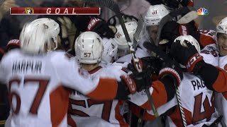 MacArthur leads Senators to series win over Bruins