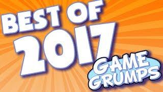 BEST OF Game Grumps - 2017!