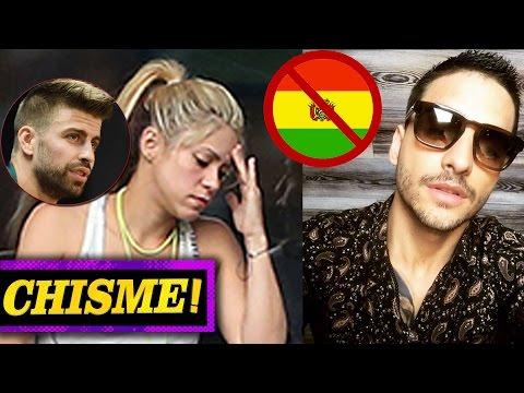 Xxx Mp4 Piqué Engaño A Shakira Maluma Despreció A Bolivia Con Insulto En Snapchat 3gp Sex