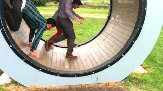 Human hamster wheel fail