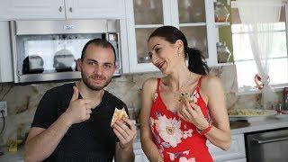 Մեքսիկական Պիցցա - Mexican Vegan Pizza - Heghineh Cooking Show in Armenian