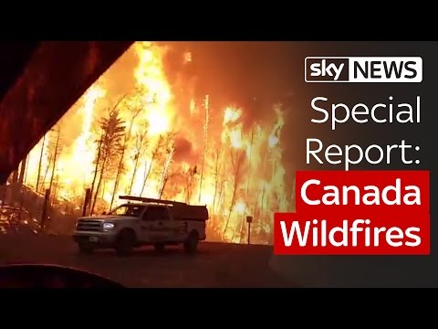 Special Report Canada Wildfires