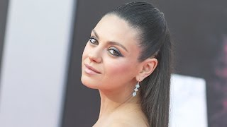 Mila Kunis Pose Semi-Nude? Hollywood Threat to Never Work Again! | Splash News TV