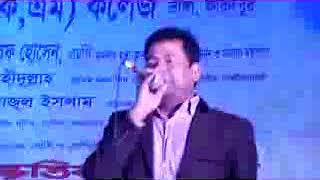 Onjona Tumi Janlena/21 October Monir Khan