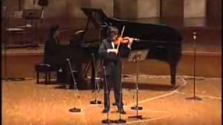 Crescendo La Corda d'Oro Piano & Violin