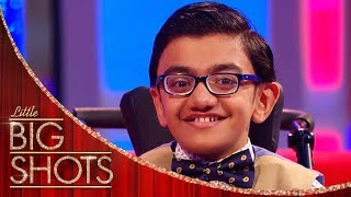 Sparsh: The Boy Who Inspired Millions | Little Big Shots