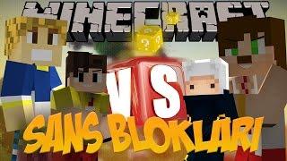 Minecraft Şans Blokları -4 - Lucky Block Modu