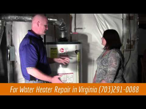 What do I do when my water heater is leaking