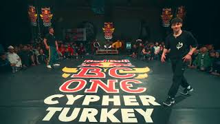 Red Bull BC One Cypher Turkey 2018   Final: Muzzy vs. Jester Khan