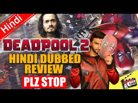 Xxx Mp4 DEADPOOL 2 Hindi Dubbed Review Explained In Hindi 3gp Sex