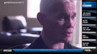 How Joe Riggs Went From the Gurney Back to the Octagon