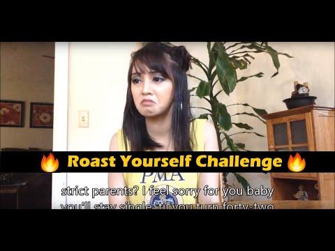 ROAST YOURSELF CHALLENGE - Get to Know Anika Nee-yo