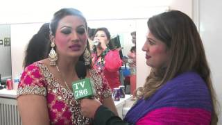 Saima Khan's Exclusive Interview for TV786