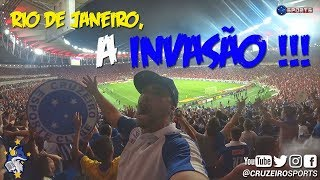 RIO DE JANEIRO, A INVASÃO !!!
