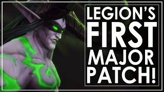 WoW Legion: Patch 7.2