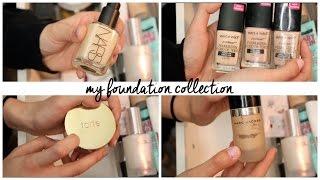 My Makeup Stash, Ep. 2: FOUNDATIONS!