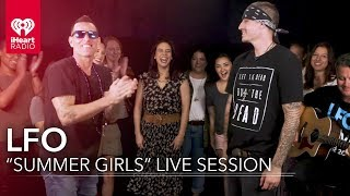 """LFO """"Summer Girls"""" Live Acoustic #TBT 