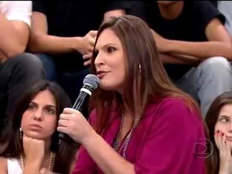 Laura Muller Altas Horas 17 01 2010