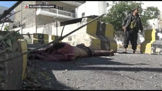 أعنف الاشتباكات وأشدها بين الجيش اليمني من جهة ومليشيا الحوثي وصالح من جهة أخرى
