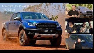 ขับจริง! Ford Ranger Raptor by J!MMY&พี่สุรมิส ทีมขับซ่า