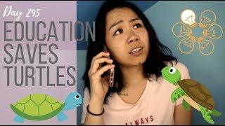 295. Education Saves Turtles