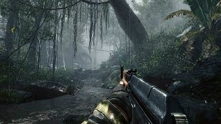 Very Beautiful Mission in Vietnam Jungle ! Call of Duty Black Ops FPS Game on PC