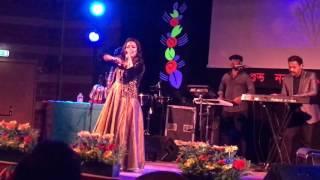 Kona's concert in Stockholm : Dil Dil Bossgiri 2017