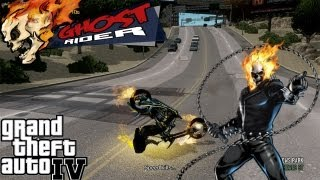 GTA IV LCPDFR Ghost Rider Mod Police Patrol - Episode 8 - What Will I Post When GTA V Comes OUT
