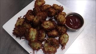 How To Make Tater Tots/Potato Gems