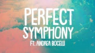 Ed Sheeran  Perfect Symphony Lyrics  Lyric Video Ft Andrea Bocelli