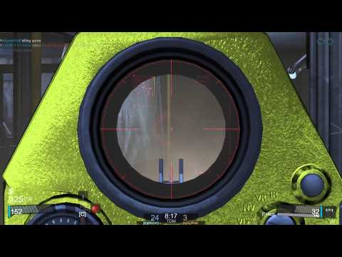 BLR: Is it just me or this reticle does not align with the crosshair
