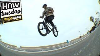 How-To: Hop 360 w/ Broc Raiford | RideBMX