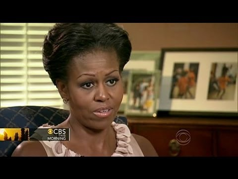 Michelle Obama Angry Black Woman Smear