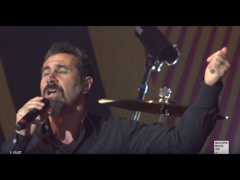 Prophets of Rage feat. Serj Tankian - Like a Stone (Chris Cornell tribute) HD