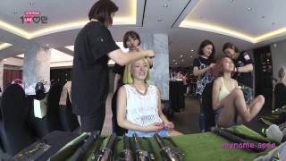snsd sooyoung & hyoyeon funny moment
