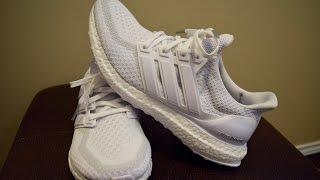 Ultra Boost White 2.0