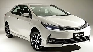 2018 Toyota Corolla - Everything You Ever Wanted to See / Toyota Corolla 2018 Altis Facelift